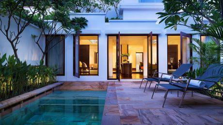 Two bedroom pool suite