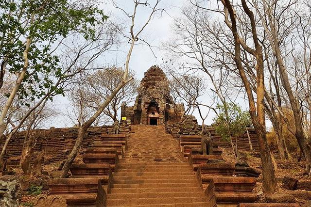 Banan Temple Battambang