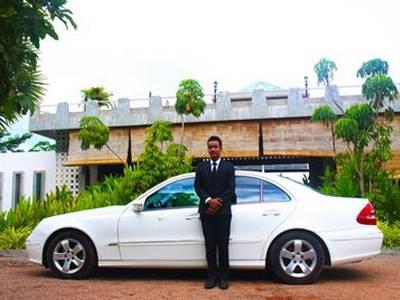 Siem Reap limousine driver